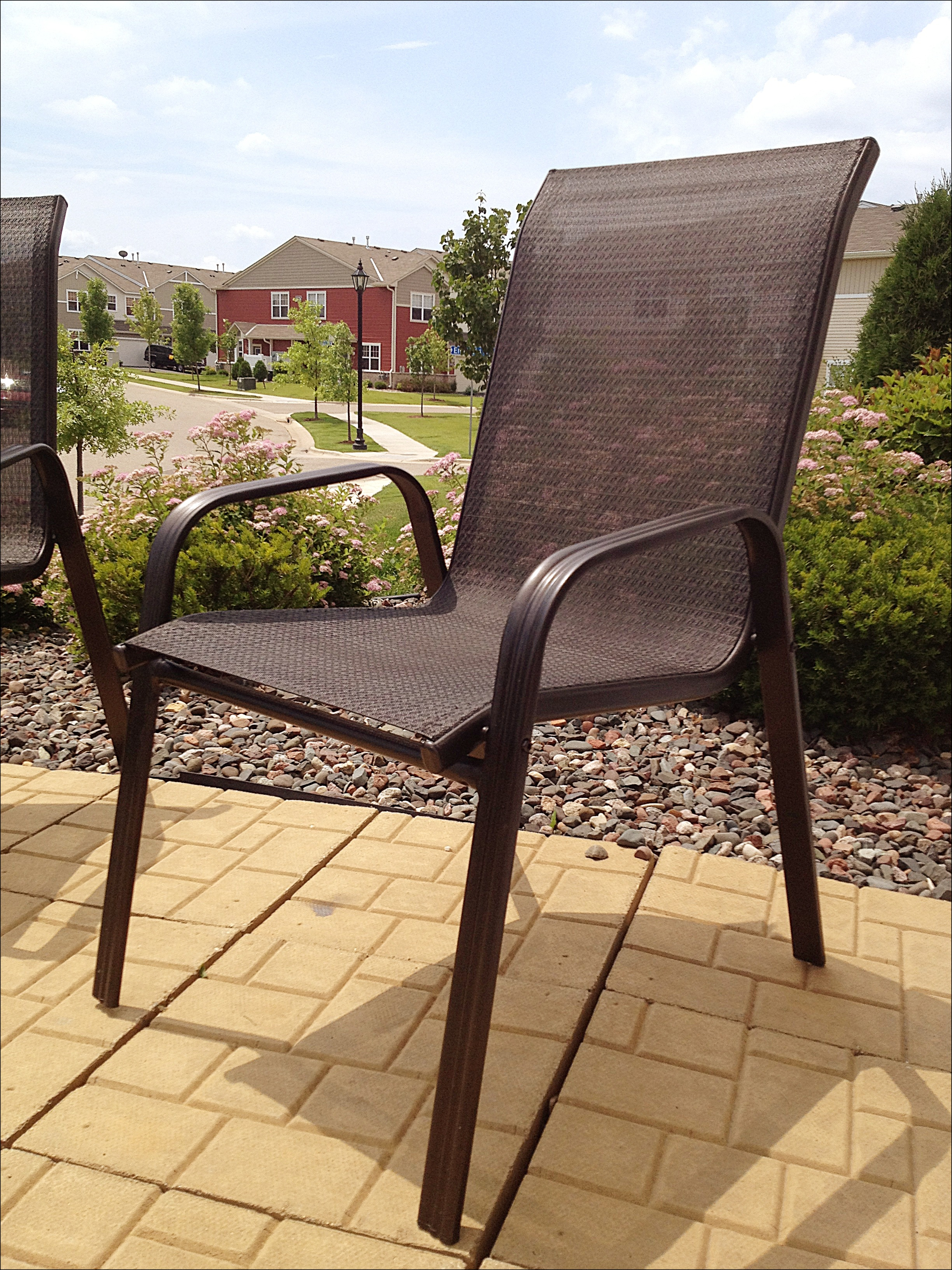 spray paint patio furniture just us